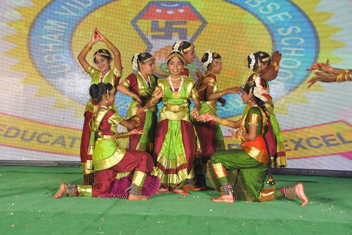 Subham Vidhyalayaa - Annual Day Celebration