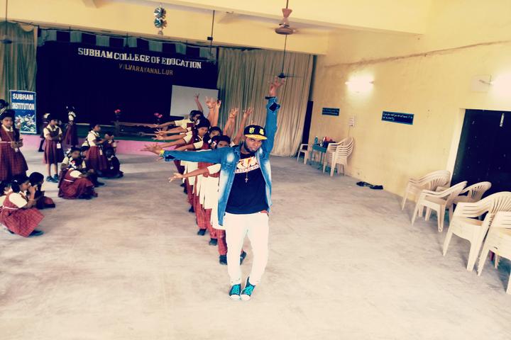 Subham Vidhyalayaa - Dance
