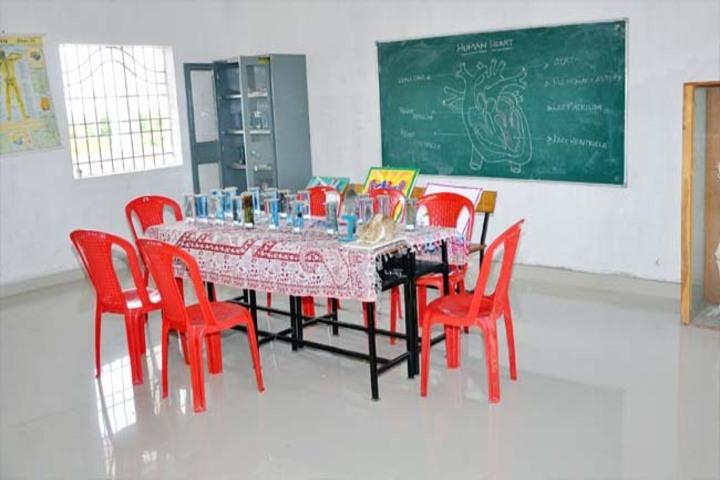 Subham Vidhyalayaa - Science Lab