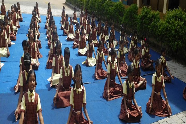 Subham Vidhyalayaa - Yoga
