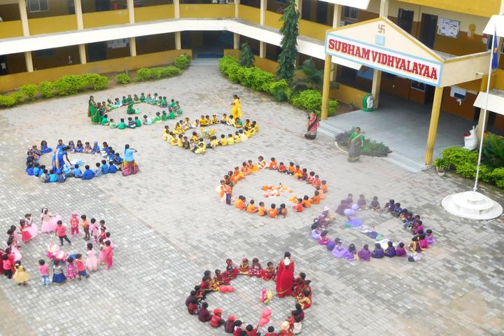 Subham Vidhyalayaa -Colours day