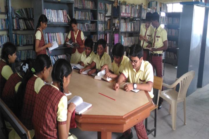 Subham Vidhyalayaa -Library