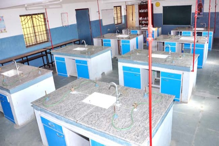Subham Vidhyalayaa- Chemistry Lab