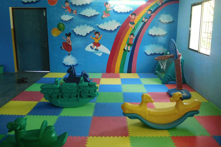 Subham Vidhyalayaa- Kindergarten Class Room
