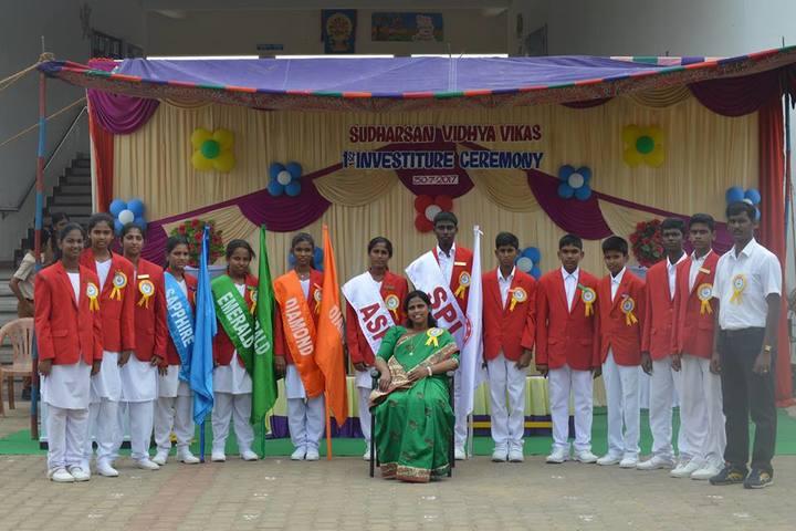 Sudharsan Vidhya Vikas- Investiture Ceremony