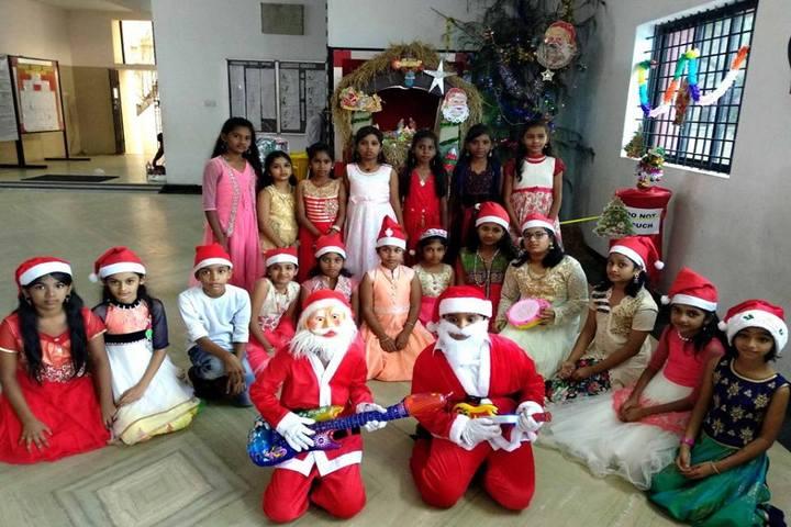 Sudharsanam Vidyaashram- Chritmas Celebrations