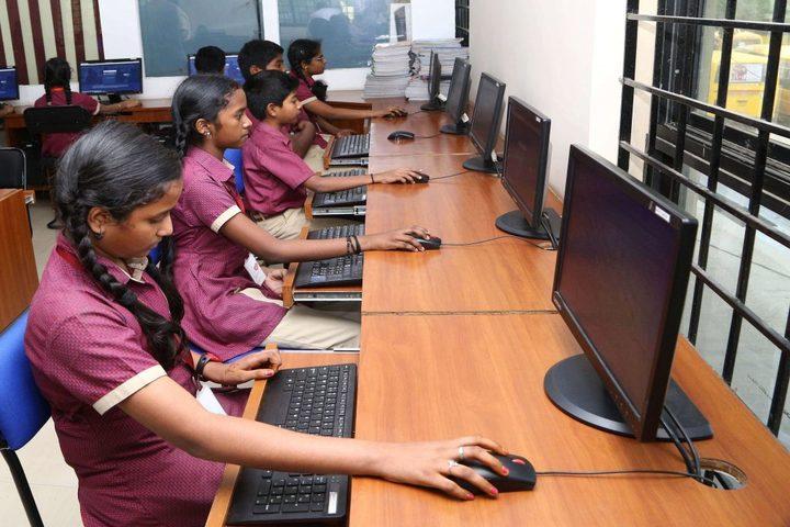 Sudharsanam Vidyaashram- Computer Lab