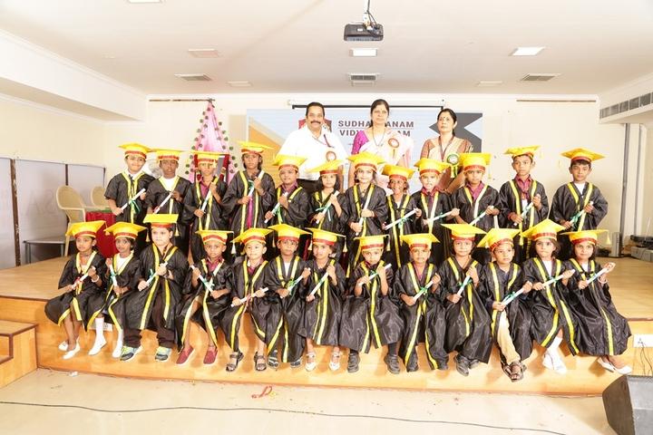 Sudharsanam Vidyaashram- Graduation Day