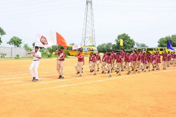 Sudharsanam Vidyaashram- Sports Meet