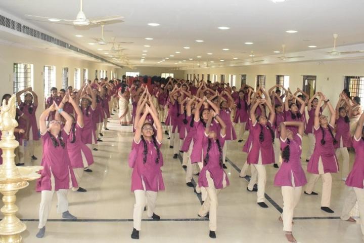 Sudharsanam Vidyaashram- Yoga