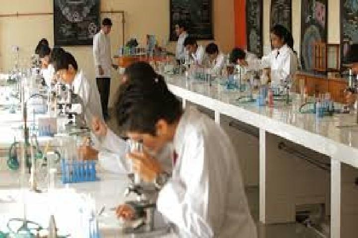 Public School-Biology Lab