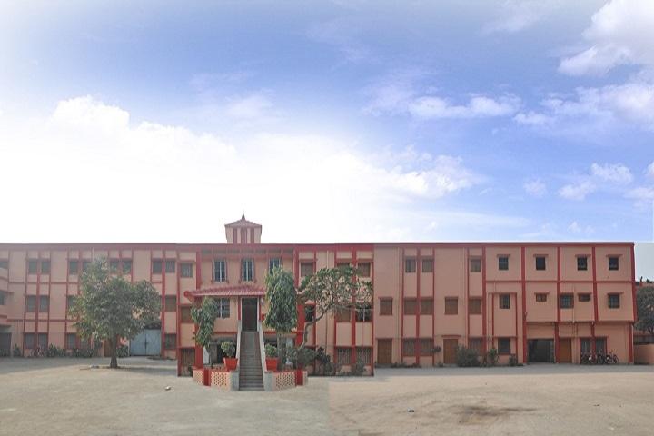 Public School-Campus View