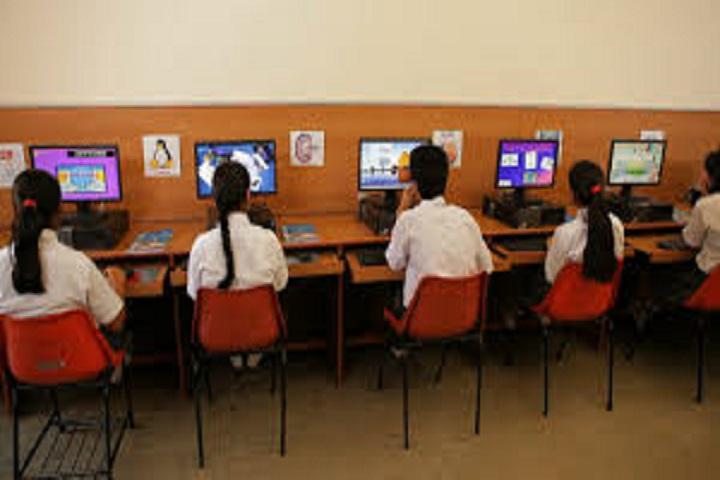 Public School-Computer Lab