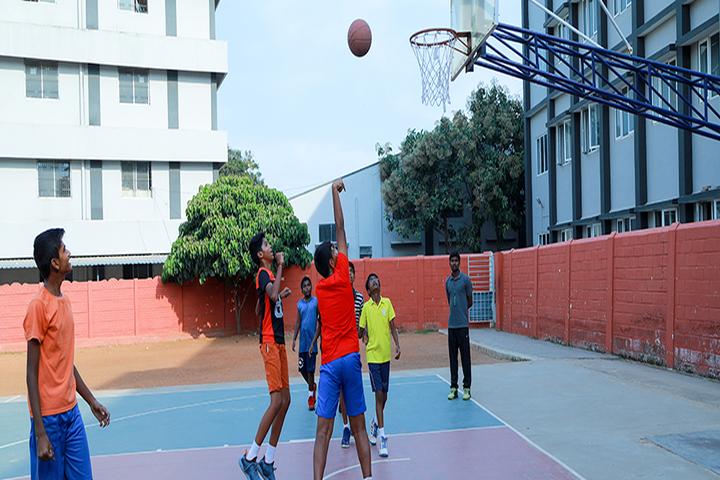 Suguna PIP School- Basket Ball