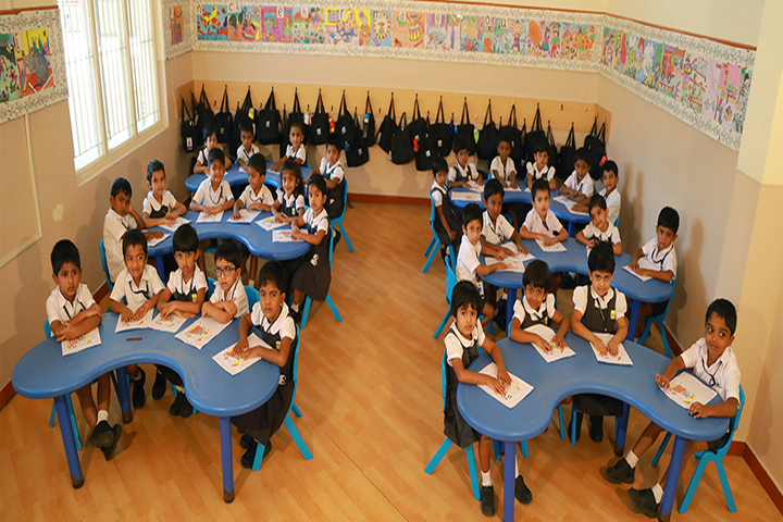 Suguna PIP School- Classrooms