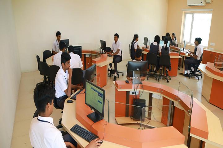 Suguna PIP School- Computer Lab