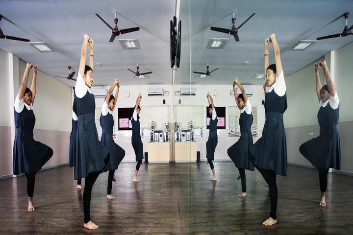 Suguna PIP School- Dance Room
