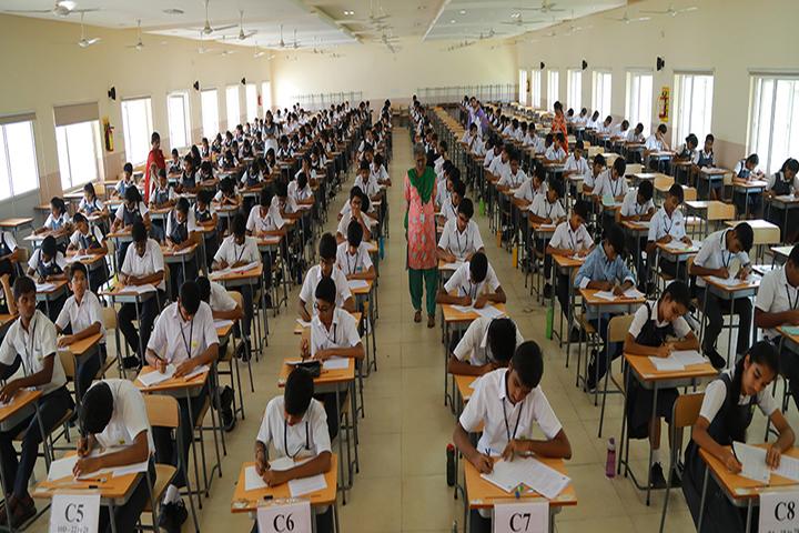 Suguna PIP School- Exam Hall