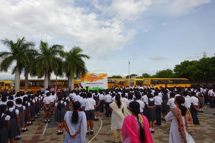 Suguna PIP School- Independence Day