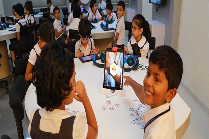 Suguna PIP School- Ipad Lab