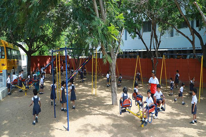 Suguna PIP School- Kids Play Park