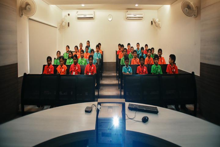 Suguna PIP School- Multimedia Hall