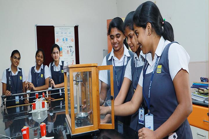Suguna PIP School- Physics Lab