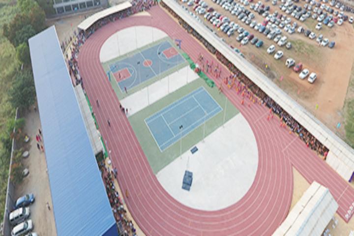 Suguna PIP School- Playground