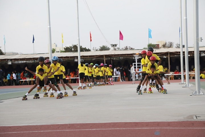 Suguna PIP School- Sports Day