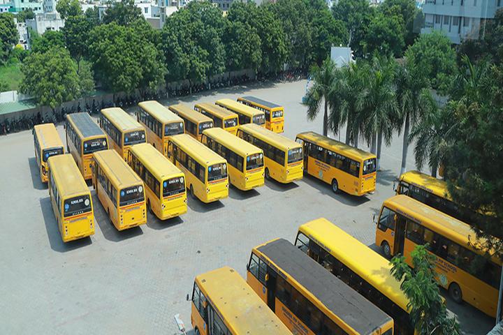 Suguna PIP School- Transport