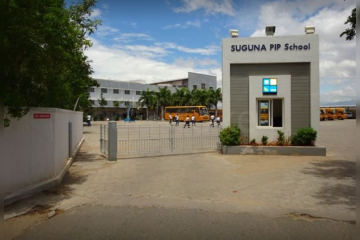 Suguna PIP School- School Main View