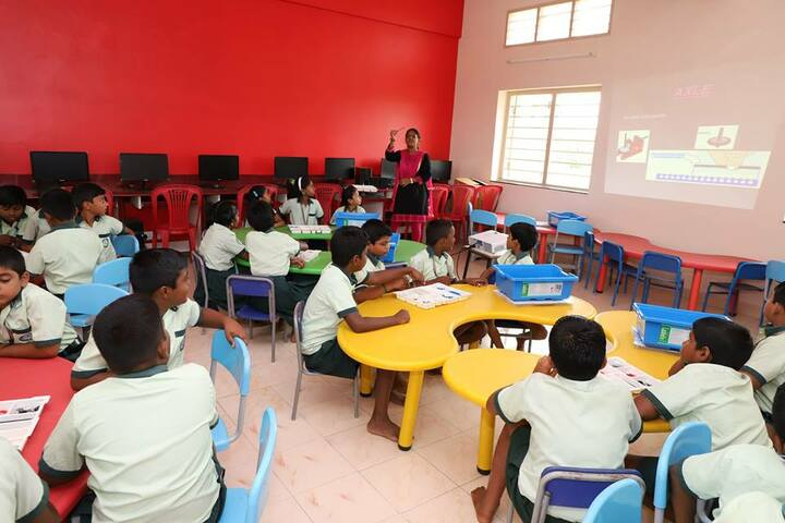 Sunbeam Senior Secondary School- Activity Room