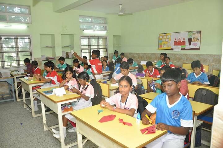 Sunbeam Senior Secondary School- Classroom