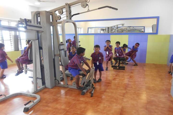 Sunbeam Senior Secondary School- Gym