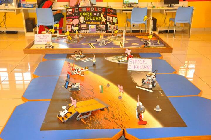 Sunbeam Senior Secondary School- Robotics