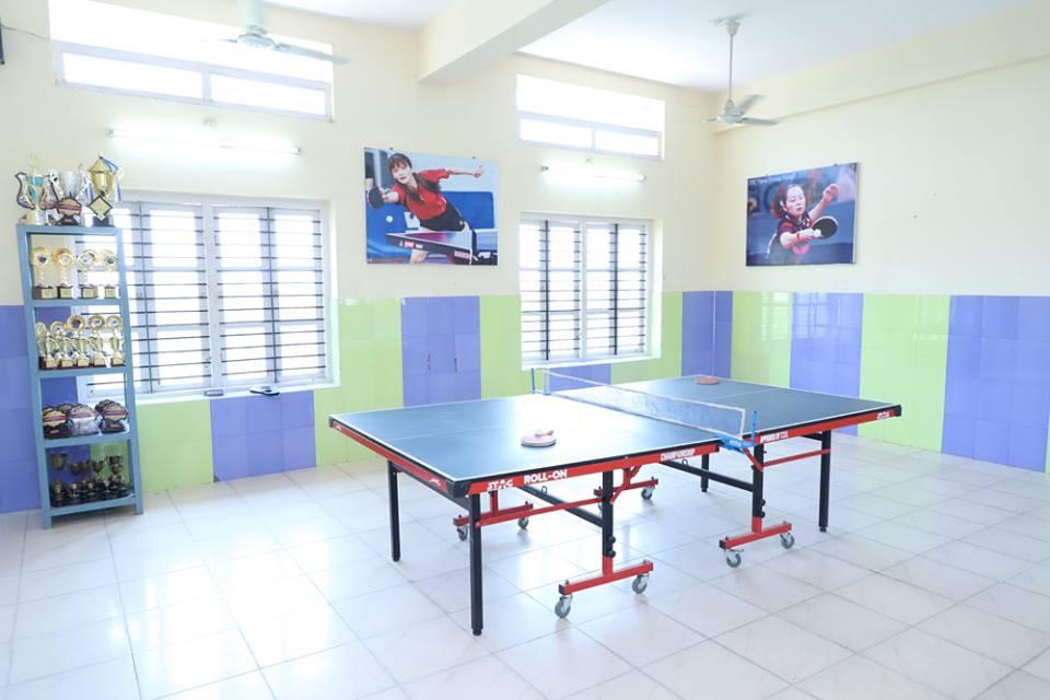 Sunbeam Senior Secondary School- Sports Room