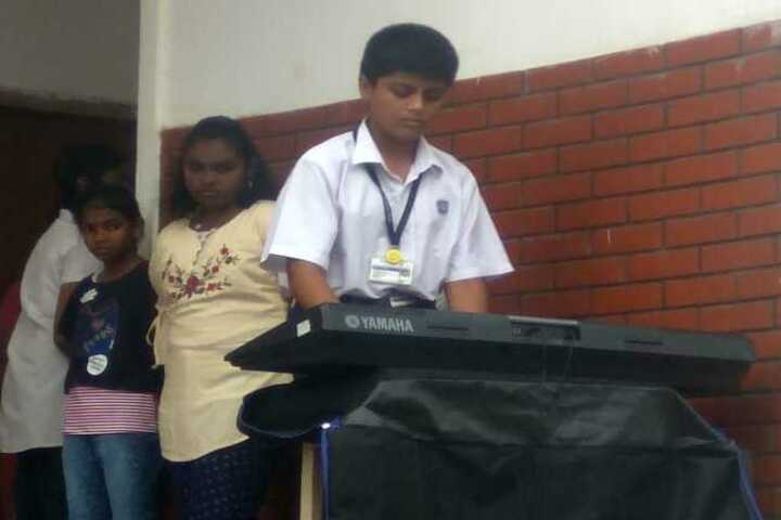 Sunshine Chennai Senior Secondary School- Music