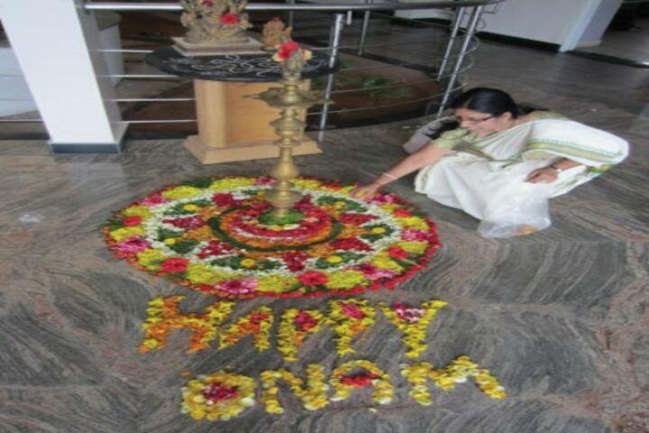 Sunshine Chennai Senior Secondary School- Onam Celebrations