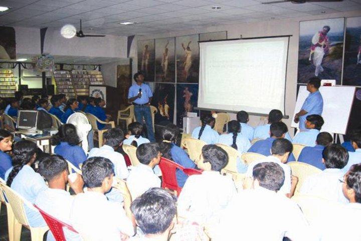 Sushil Hari International Residential School-A V Theatre