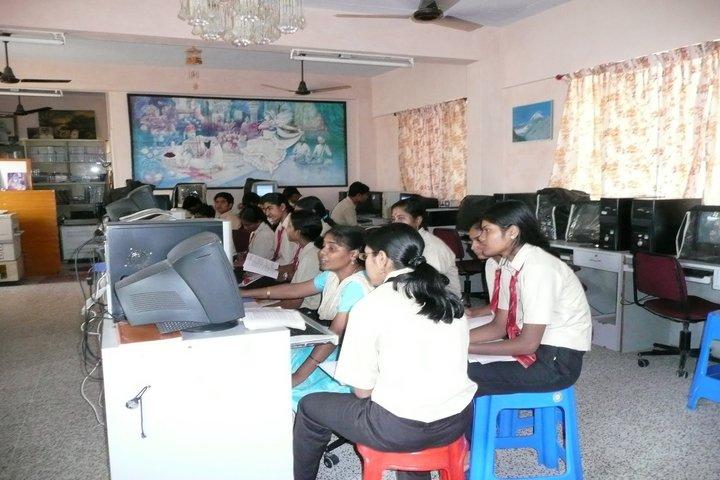 Sushil Hari International Residential School-Computer Lab