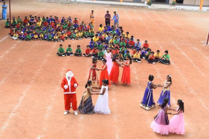 Swami Vivekananda Vidyamandir School- Christmas
