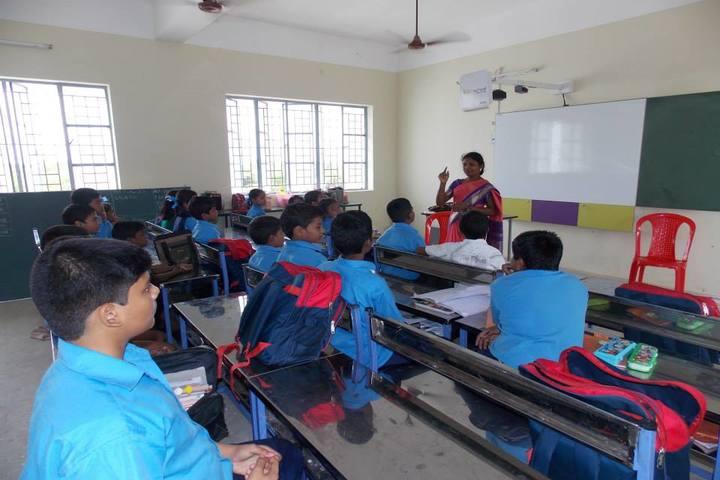 Swami Vivekananda Vidyamandir School- Classrooms