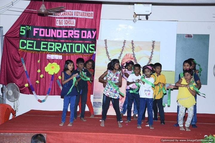 Swami Vivekananda Vidyamandir School- Founders Day