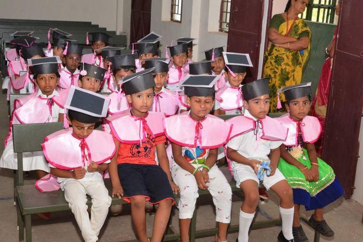 Swami Vivekananda Vidyamandir School- Graduation Day
