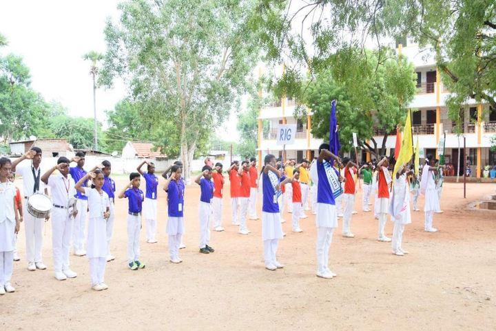 Swami Vivekananda Vidyamandir School- Investiture Ceremony