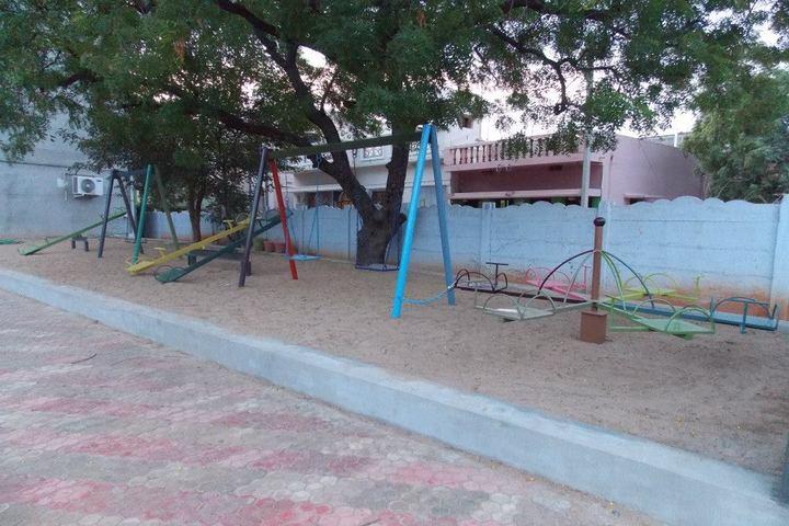 Swami Vivekananda Vidyamandir School- Kids Play Park