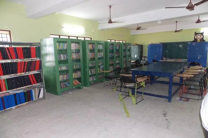 Swami Vivekananda Vidyamandir School- Library