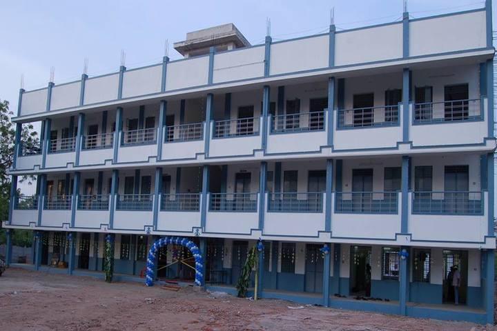 Swami Vivekananda Vidyamandir School- School Campus