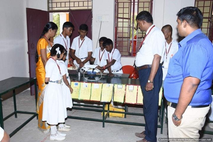 Swami Vivekananda Vidyamandir School- Science Day
