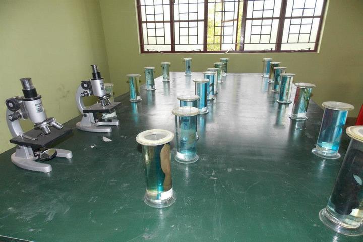 Swami Vivekananda Vidyamandir School- Science Lab